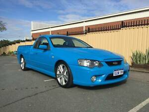 2006 Ford Falcon XR8 MAGNET Automatic Ute St James Victoria Park Area Preview