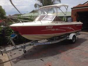 Haines Signature 1750 R  runabout, fishing skiing & cruising. Patterson Lakes Kingston Area Preview