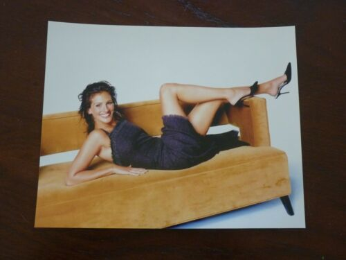 Julia Roberts Sexy Actor 8x10 Color Promo Photo #2