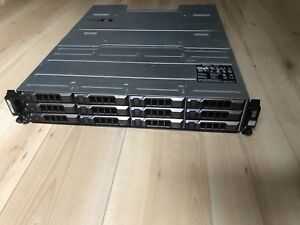 Dell PowerVault MD1200 DAS Hard Drive Array (Holds Over 100tb)