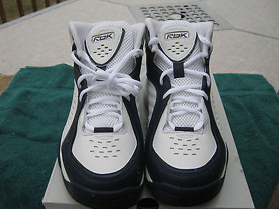 NEW MEN S REEBOK RBK LIFT BASKETBALL SHOES SIZE 8-EXCELLENT SHAPE-TAKE A  LOOK! 34be36331