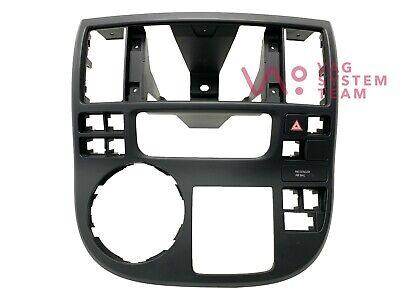 Dashboard-radio (VW Bus T5 Multivan Facelift Zentrale Konsole Radio Navi Blende Dashboard #204)