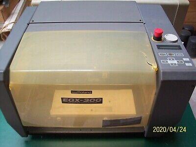 Roland Egx-300 Engraving Machine Computer Misc