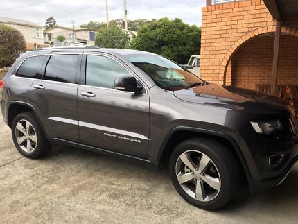 2015 Jeep Grand Cherokee Limited 3.0