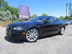 2014 Audi A7 3.0 Turbo Progressiv FULL FACTORY WARRANTY PLUS AU