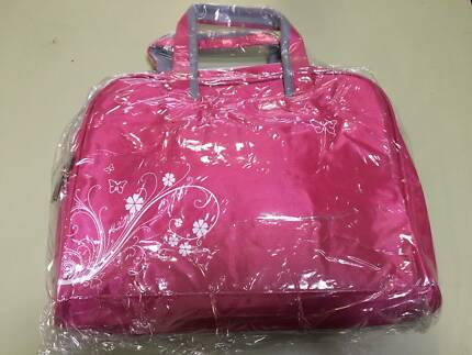 Brand new hot pink 11 inch laptop bag