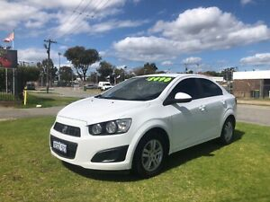 2013 Holden Barina CD Automatic Sedan Maddington Gosnells Area Preview