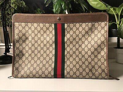 Gucci Vintage Travel Bag | Luggage