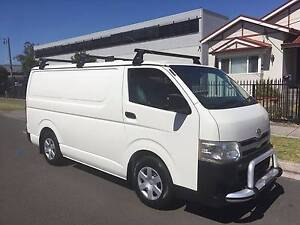 Toyota Hiace LWB 2012 Manual, Turbo Diesel, 1 Owner, 77,931 Kms!! Lidcombe Auburn Area Preview
