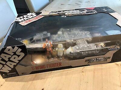 Star Wars Y-Wing Fighter