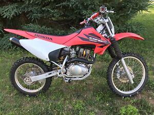 2006 Honda CRF150F.