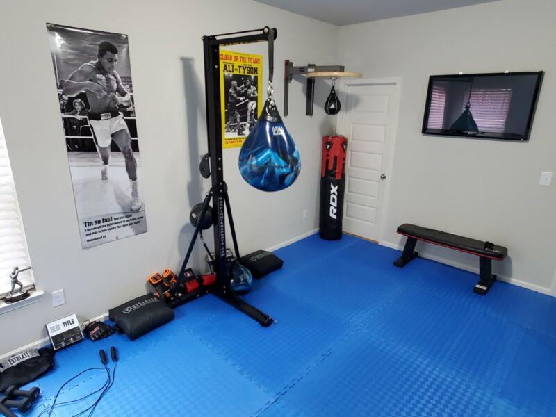 Aqua Bag Boxing MMA training system