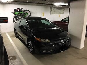 2015 Honda Civic Coupe EX-L