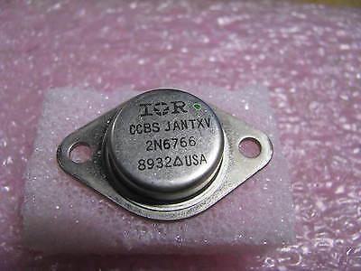 Ir Transistor Jantxv2n6766 Nsn 5961-01-335-0365  8507002-116