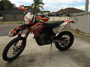 2010 Ktm 400 EXC Newcastle Newcastle Area Preview
