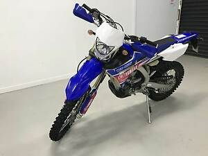 2017 Yamaha WR450F Ex Demo West Launceston Launceston Area Preview