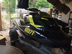 Jetski seadoo rxpx 260 2012 supercharged Kaleen Belconnen Area Preview