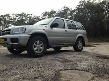 2002 Nissan Pathfinder 4x4 st r50 Tamborine Mountain Ipswich South Preview