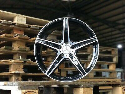 19 Zoll Felgen AX7 für Mercedes Benz C-Klasse W204 W205 E W207 W212 W213 AMG GLA