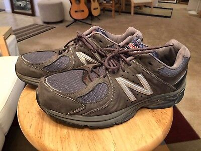ba23e9a28a5 New Balance Men s US8.5 4E M2040 GLI Gray USA Athletic Sneakers Shoes