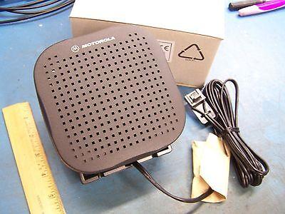 Motorola CDM Speaker HSN4039A CDM1250 CDM1550 Maxtrac GM300 NEW IN BOX Tested. Buy it now for 49.95