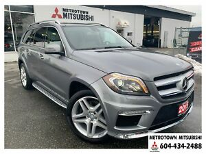 2015 Mercedes Benz GL-Class GL350 BlueTEC 4MATIC; Local & No acc