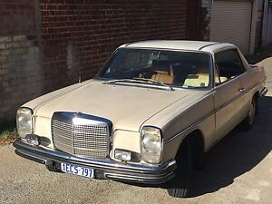 1970 250 CE Mercedes Coupe North Perth Vincent Area Preview