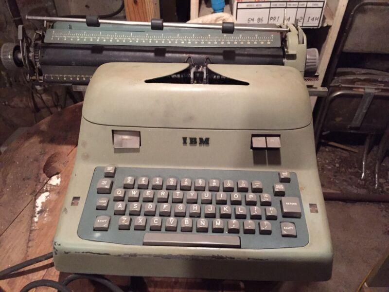 IBM Typewriter Photos Of IBM Model C By Year Then Serial