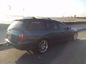 2005 Holden Commodore VZ Wagon - Dual Fuel St Kilda East Glen Eira Area Preview