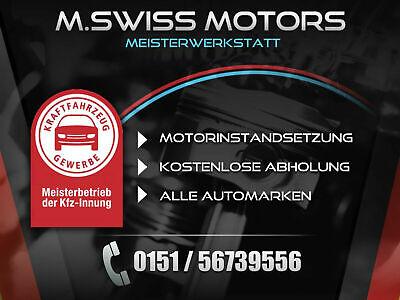 Motorschaden Reparatur Mercedes GLK X204 320 CDI Motorinstandsetzung
