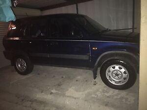 2000 Honda CR-V Whittlesea Whittlesea Area Preview