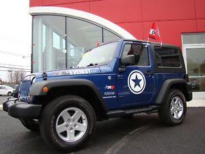2010 Jeep Wrangler Sport 2 TOITS + AIR