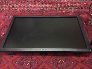 "Dell HD Monitor 21"" Fast MS Mint Condition"