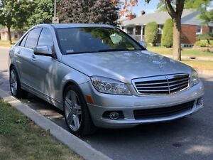 2008 Mercedes Benz 2.5L 4matic. With WARRANTY