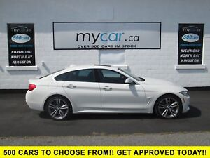 2015 BMW 435i xDrive Gran Coupe M SPORT PKG, LEATHER, SUNROOF...