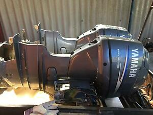 2 x 60hp High Thrust Yamaha  four stroke outboards Fremantle Fremantle Area Preview