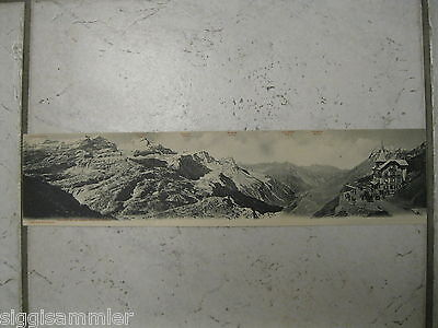 Klausenpass 3fach-AK um 1900 Panorama Alpen Schweiz Suisse Svizzera 1611226