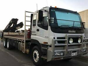 Crane Truck for Hire - Very competitive rates