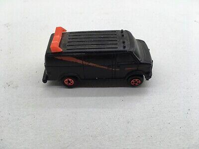 """Vintage 1983 Galoob A Team 3"""" Spring Loaded Van"""