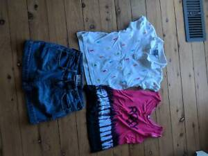 Girl's Size 7 & 8 clothing Pack