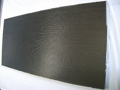 Aluminum Honeycomb Sheet Core Honeycomb Grid - 12 Cell 19x31 T1.00