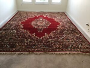 Persian-Style Area Rug