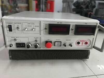 1pc Nf High Voltage Amplifier 3000v By Ems Or Dhl 90days Warranty P4421 Ll