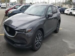 2018 Mazda CX-5 GT Groupe Tech AWD G
