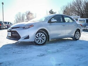 2018 Toyota Corolla LE CVT Automatic, Rear View Camera, Power Gr