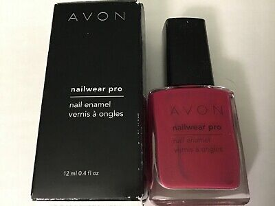 AVON TRUE COLOR ~ PRO+ NAIL ENAMEL~ TROPICAL PUNCH