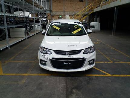 HOLDEN BARINA VEHICLE WRECKING PARTS 2017 ## V000323 ##