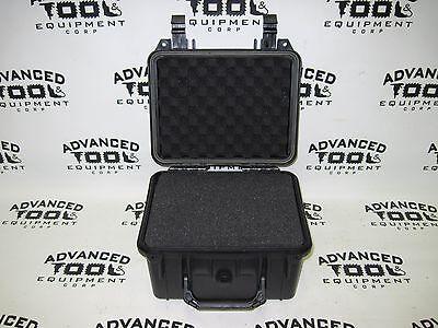Black 10.5 Deep Weatherproof For Topcon Leica 360 Prism Survey Equipment Case