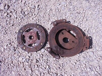Farmall Cub Cub Lo Low Boy Tractor Clutch Pressure Plate