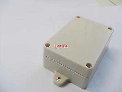 2pcs NEW DIY Waterproof Plastic Project Box Electronic Case 82x58x33mm(L*W*H)